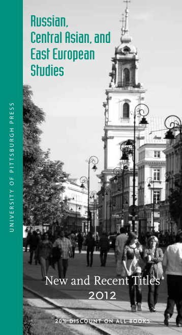 Russian, Central Asian,and East European Studies - University of ...