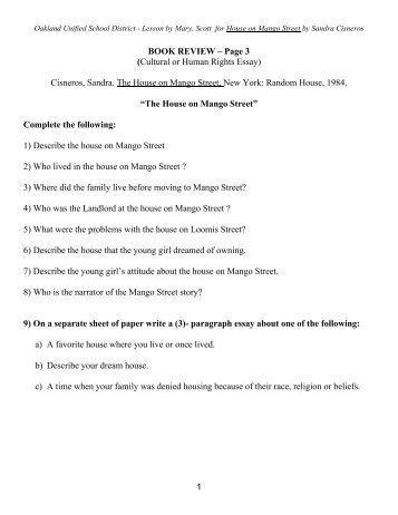 essay template long form urban dreams page 3 cultural or human rights essay urban dreams oakland