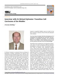 Transition Cell Carcinoma of the Bladder - Urosource