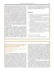 glomerular basement membrane. Because GAG in the ... - Urosource