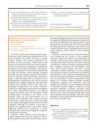 Editorial Comment on: Comparison of Complications in ... - Urosource