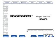 3 Utilice - Marantz US | Home