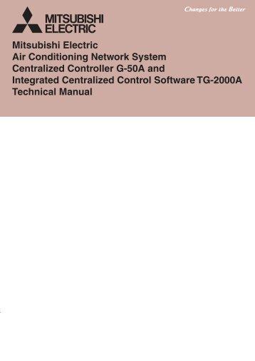 Mitsubishi g-50a manuals.