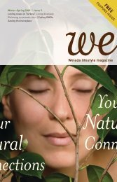 Natural Connections - Weleda.com