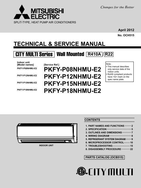 service manual - mylinkdrive