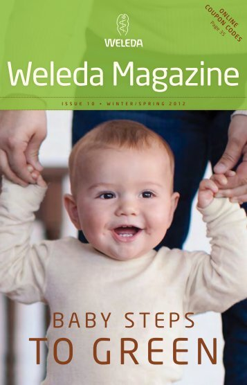 to Green - Weleda.com