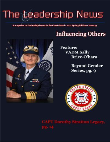 Issue 43, Spring 2011 - U.S. Coast Guard