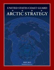 arctic strategy - U.S. Coast Guard