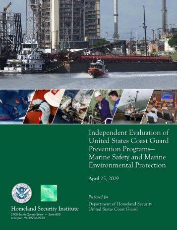 Download Evaluation - U.S. Coast Guard