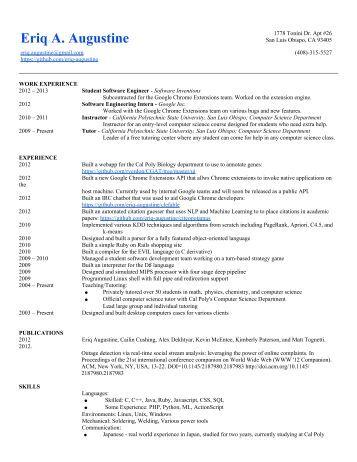 written resumes san luis obispo 28 images post resume on