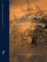 Tides-of-the-Desert - Archaeology of Africa