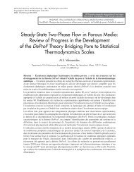 Steady-State Two-Phase Flow in Porous Media : Review of Progress ...