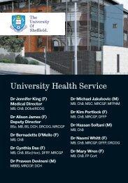 Dr Jennifer King (F) - University of Sheffield