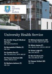 pdf practice leaflet 2010.pdf - University of Sheffield