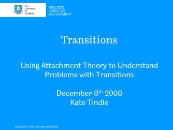 Transitions and Attachment Presentation Kate Tindle.pdf