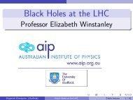Black Holes at the LHC