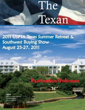 2009 Summer Newsletter - USPTA divisions - United States ...