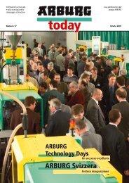 rtone BURG negli impianti di imballaggio - Arburg