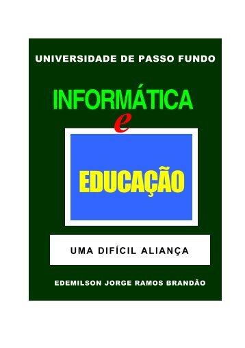 ('8&$d®2 INFORMÁTICA - Universidade de Passo Fundo