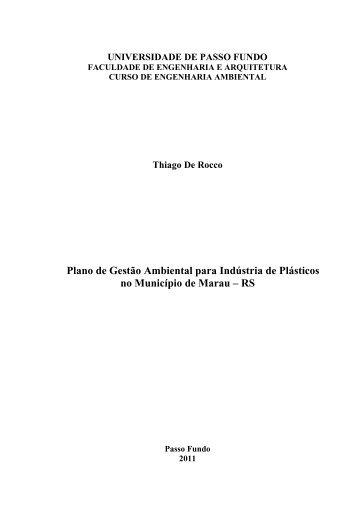 Thiago de Rocco.pdf - Universidade de Passo Fundo