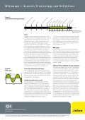 A reference guide to acoustic terminology - Page 2