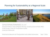 Slides - University Transportation Center for Mobility