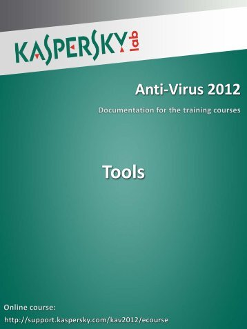 Anti-Virus 2012 - Kaspersky Lab