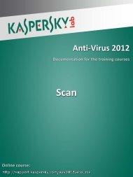 Scan - Kaspersky Lab