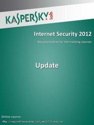 Update - Kaspersky Lab