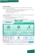 Privacy Cleaner - Page 2