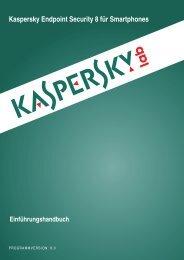 Download - Kaspersky Lab