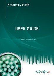 User Guide - Kaspersky Lab