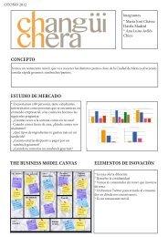 estudio de mercado the business model canvas elementos ... - Centro