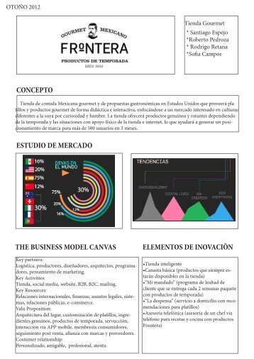 Gourmet Mexicano / FRONTERA.pdf - Centro