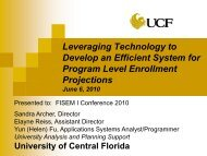 Leveraging Technology to Develop an Efficient System for Program ...