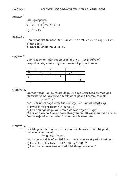 aflevering til 090415 - Horsens HF og VUC