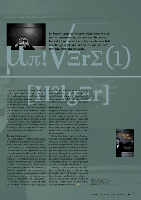 Verden ifølge Holger - Horsens HF og VUC