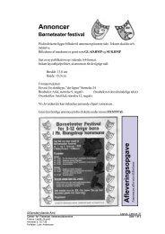 Annoncer Afleveringsopgave - Horsens HF og VUC