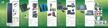 in one Brochure - SolarFocus