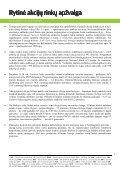 Rytinė akcijų rinkų apžvalga, 09 29 - Verslo naujienos - Page 2
