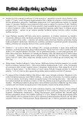 Rytinė akcijų rinkų apžvalga, 09 25 - Page 2