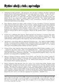 Rytinė akcijų rinkų apžvalga, 04 15 - Page 2