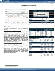 Dienos akcijų rinkų apžvalga 2009 01 14