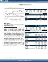 Dienos akcijų rinkų apžvalga 2009 01 26