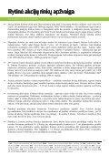 Rytinė akcijų rinkų apžvalga, 09 09 - Page 2