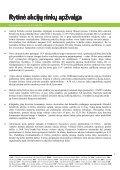Rytinė akcijų rinkų apžvalga, 06 09 - Page 2