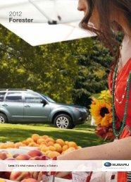 Subaru Forester - Steele Auto Group