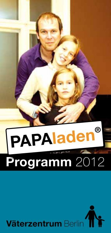 Programm 2012 - Väterzentrum Berlin