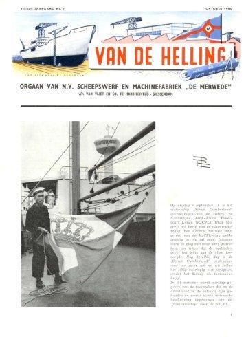 uitgave maart 1960 - Varen Is Fijner