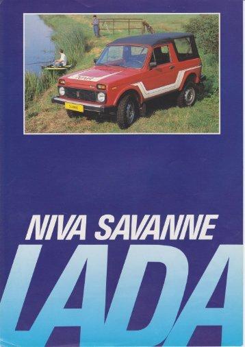 Lada Niva Savanne - veeDUB